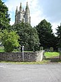 Church tower, All Saints, Newland - geograph.org.uk - 908535.jpg