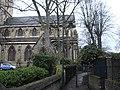Churchyard Passage Camberwell - geograph.org.uk - 1707542.jpg