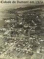 Cidade de Dumont em 1973. Neste ano era comemorado o Centenário de nascimento de Santos Dumont, o seu mais ilustre morador. - panoramio.jpg