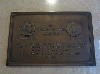 Whidden & Lewis - Image: City Hall, Portland, Oregon (2012) 42