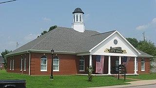 Liberty, Kentucky City in Kentucky, United States