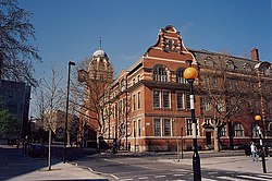 City University, John St, Finsbury, London (458554329).jpg