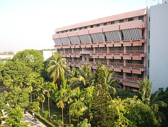 Education in Bangladesh - Civil Engineering department of BUET. BUET is regarded as one of the best universities for engineering education in Bangladesh