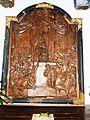 Cléden-Poher 17 Le retable de la Pentecôte (1656).jpg