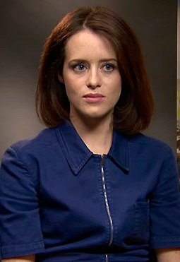 Foy in October 2017 Claire Foy in 2017.jpg