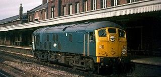 British Rail Class 24 class of 151 Bo′Bo′ 1160hp diesel-electric locomotives