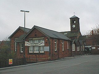 Clay Cross town and civil parish in North East Derbyshire, England