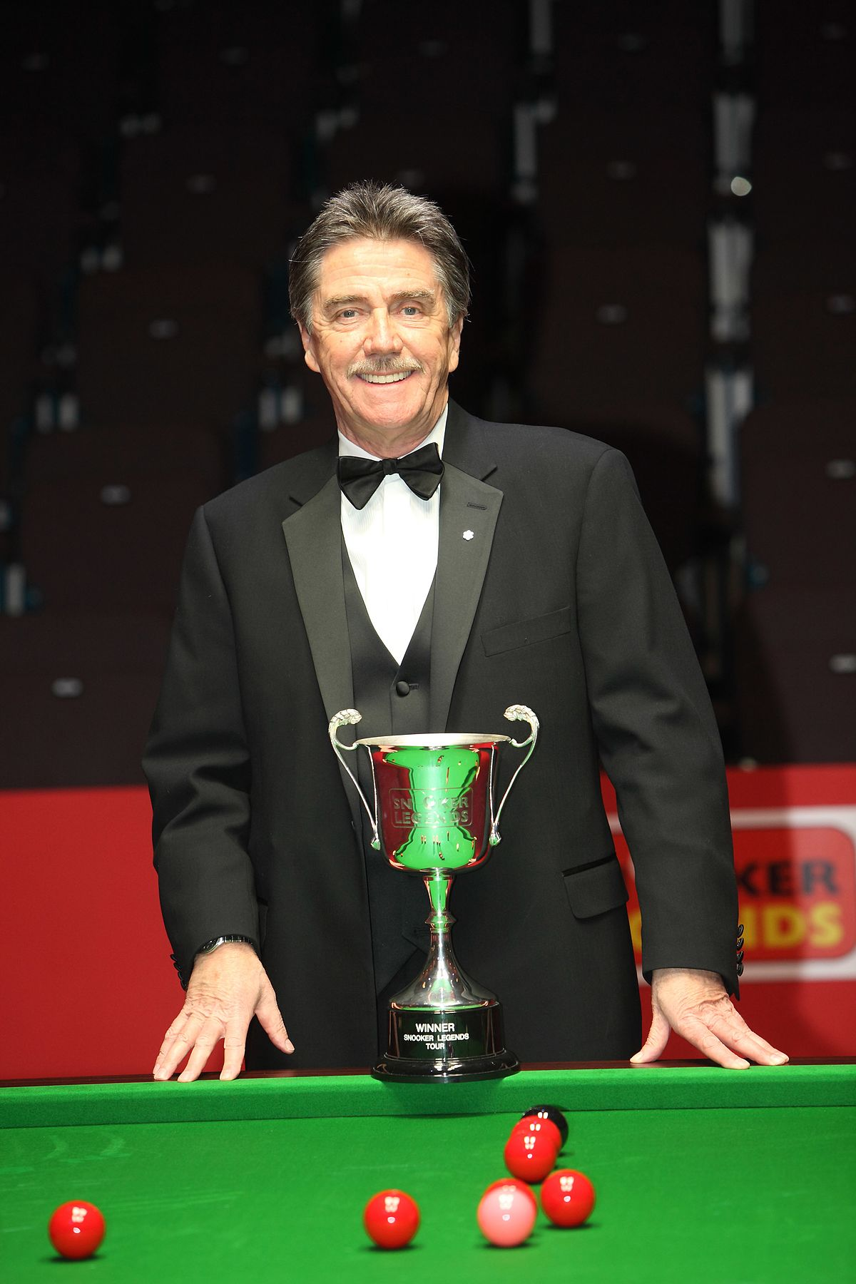 Today in history... a legend of the green baize is born