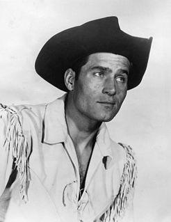 Clint Walker American actor