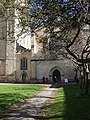 Cloisters, Exeter Cathedral - geograph.org.uk - 726873.jpg