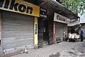 Closed Bourne & Shepherd - 141 SN Banerjee Road - Kolkata 2016-06-23 5175.JPG