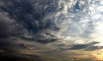 Cloudscape photography - Image: Cloudscape santhosh