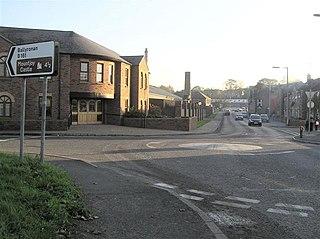 Coalisland Human settlement in Northern Ireland
