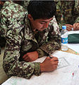 Coalition forces teach map skills class to ANA soldiers in Afghanistan 140320-M-YZ032-995.jpg