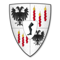 Coat of Arms of CILMIN TROED-DDU, of Caernarvonshire.png