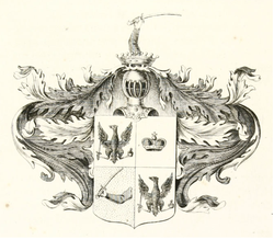 Coat of Arms of Musiny-Pushkiny family (1798).png