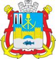 Coat of Arms of Nikolaevsk-na-Amure (Khabarovsk kray) (1912).png
