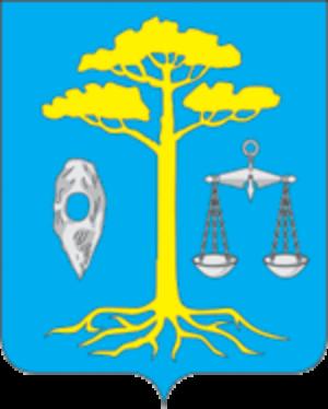 Teykovsky District - Image: Coat of Arms of Teikovsky rayon (Ivanovo oblast)