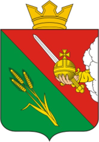 Vologodsky District - Image: Coat of Arms of Vologda rayon (Vologda oblast)