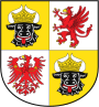 Coat of arms of Mecklenburg-Western Pomerania (great).svg