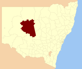 Cobar Shire Local government area in New South Wales, Australia