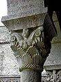 Codalet (66) Abbaye Saint-Michel de Cuxa Cloître Chapiteau 13.JPG
