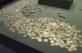 Vale of York Hoard - Image: Coins bullion york hoard