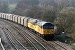 Colas Rail 47739 47727 Hatton Locks(3) (29832996320).jpg