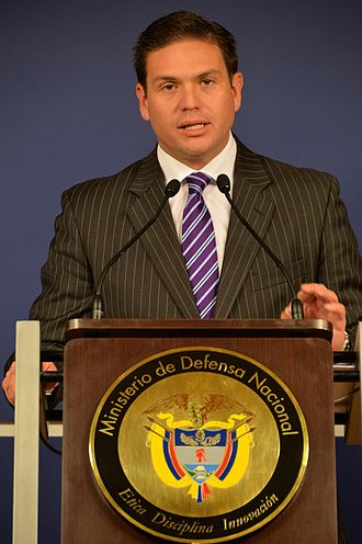 Juan Carlos Pinzón - Image: Colombian Police (15419056940)