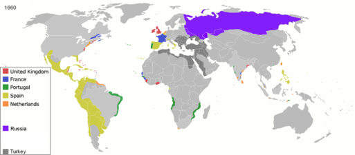 colonisation � wikip233dia