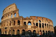 roman colosseum facts