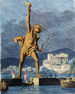 Colossus of Rhodes by Ferdinand Knab (1886) cropped.png