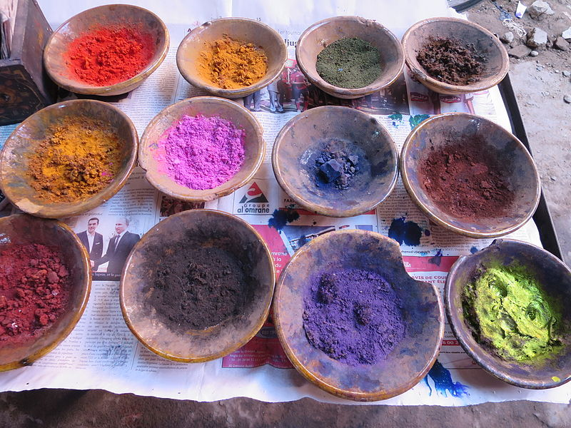 File:Colours to dye cloth.JPG