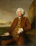 Sir James Colquhoun, who named Helensburgh after his wife