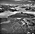 Columbia Glacier, Valley Glacier and Calving Distributary, Kadin Lake, September 3, 1966 (GLACIERS 970).jpg