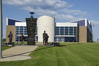 Fort Campbell - Command and control facility for 101st Airborne Division at Fort Campbell