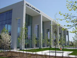 University of New Brunswick - The Hans W. Klohn Commons at UNB Saint John.