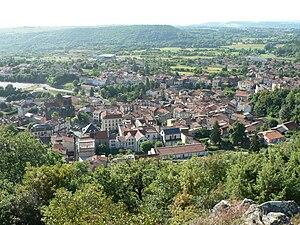 Volvic - Image: Commune de Volvic