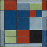 Composition C by Piet Mondrian Museum of Modern Art 257.1948.jpg