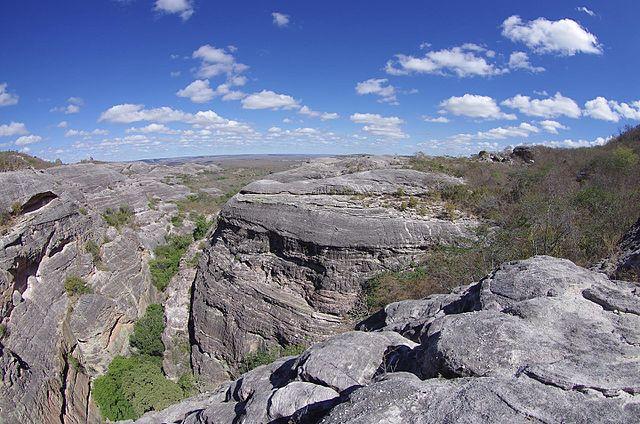 Parque Nacional Serra dos Confusões