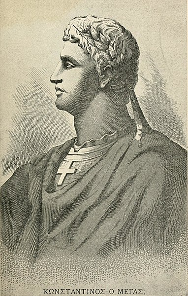 File:Constantine the Great; the reorganisation of the empire and the triumph of the church (1905) (14587099818).jpg