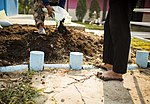 Construction Finishes at the Wat Ban Mak School During Exercise Cobra Gold 160214-M-AR450-147.jpg