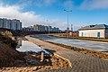 Construction of Lošyca-8 residential complex, November 2019 — 12.jpg