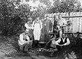 Cooking, group photo, 1920 Hungary Fortepan 52932.jpg