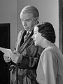 Cor en Annie van der Lugt Melsert (1949).jpg