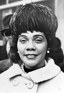 Death and funeral of Coretta Scott King