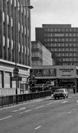 140 Gower Street - 140 Gower Street (on the immediate left)