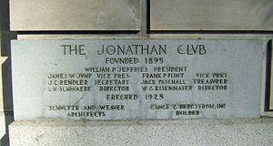 Jonathan Club - Cornerstone