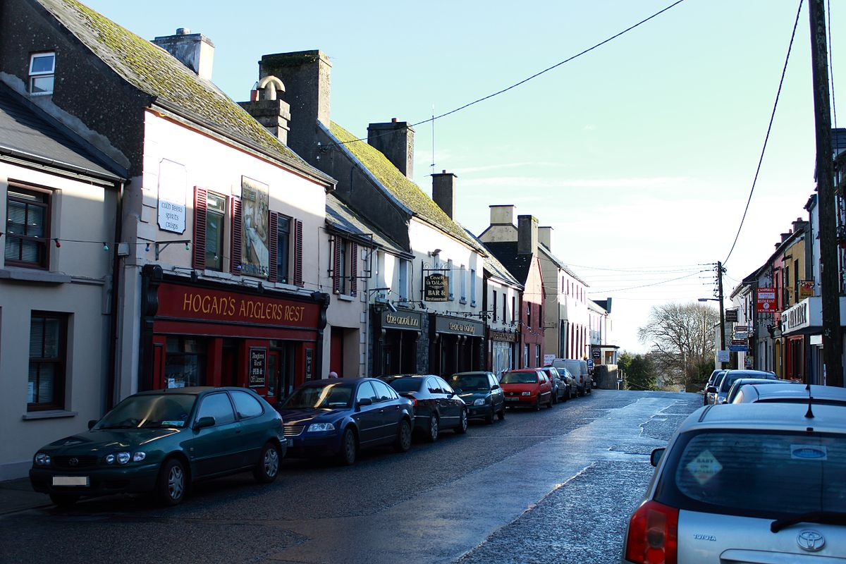 Corofin, County Clare - Wikipedia