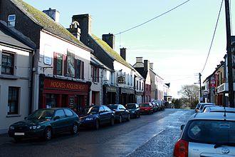 Corofin, County Clare - Main street